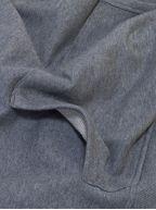 Mid Grey Marl Pullover Hoodie