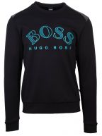 Black & Blue Salbo Sweatshirt