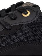 Black Tonic Omega Arc Sneaker