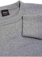 Grey Walkup Sweatshirt