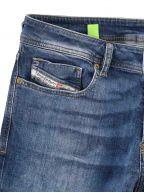 Blue Sleenker-X 34 Leg Jean