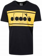 Black & Yellow Short Sleeve T-Shirt