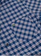 Regular Fit Short-Sleeved Checked Shirt