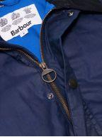 Indigo Blue Morgan Waxed Jacket