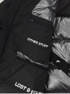 Black Javelin Puffer Jacket