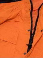 Orange Garment Dyed Field Jacket