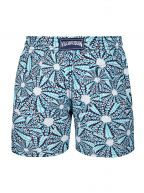Navy Sea Urchin Swim Shorts