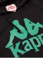 Black Authentic Zimim Hooded Sweatshirt