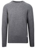Grey Wool Jumper
