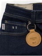 Blue 24.7 Leonardo Slim Jean