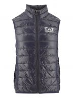 Navy Down Filled Gilet