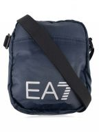 Navy Blue Pouch Bag