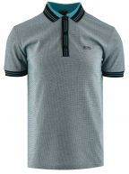Navy Paddy 2 Polo Shirt