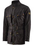 Brown Trialmaster Jacket