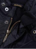 Black Ariel Polarquilt Jacket