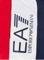 Red Logo Swim Short
