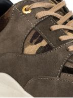 Taupe Camouflage Belter 3.0 Sneaker
