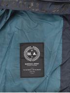 Navy Paninaro Bubble Jacket