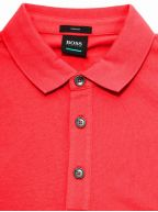 Red Passenger Polo Shirt