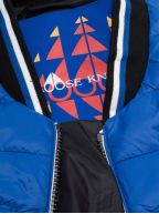 Team Blue Beaugrand Bomber Jacket