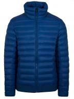 'Lucho' Blue Bubble Jacket