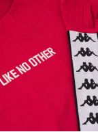 Red 'Like No Other' Embroidered T-Shirt