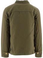 Green Fisherman Jacket