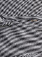 Magneton Navy Check Short Sleeve Shirt