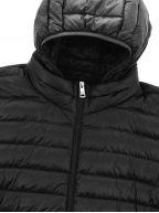 Black Ultra Light Down Jacket