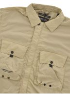 Champagne Molecular Overshirt