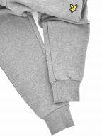 Mid Grey Marl Skinny Sweatpant