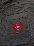 Green Nycra Medium Jacket