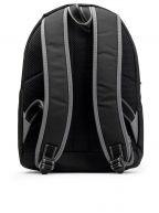 BOSS Kids Black Logo Backpack