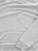 Grey Jim Quarter-Zip Sweatshirt