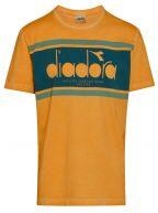 Orange Mustard Short Sleeve T-Shirt