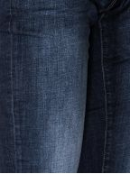 Keith Dark Blue Skinny Fit Jean