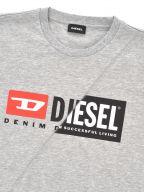 T Diego Cuty Logo Grey T Shirt