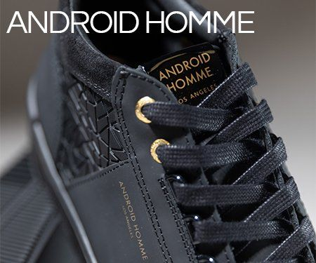 SHOP ANDROID HOMME