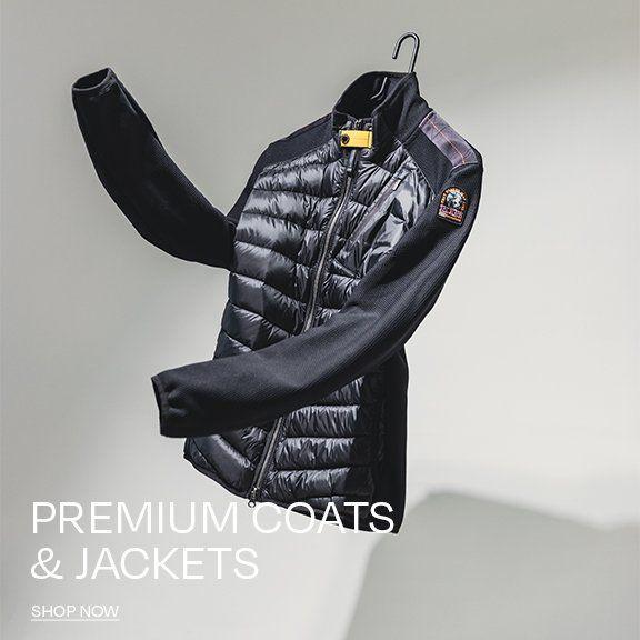 SHOP PREMIUM COATS & JACKETS