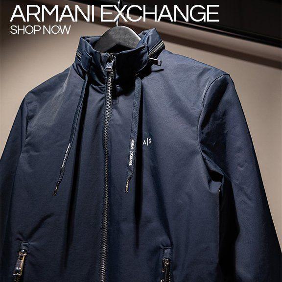 SHOP ARMANI EXCHANGE