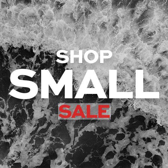 SHOP SMALL SALE