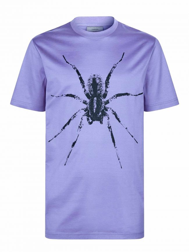 Lilac Spider T-Shirt