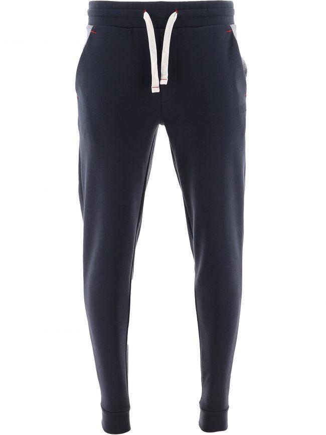 Dark Blue Contemp Jogging Pant