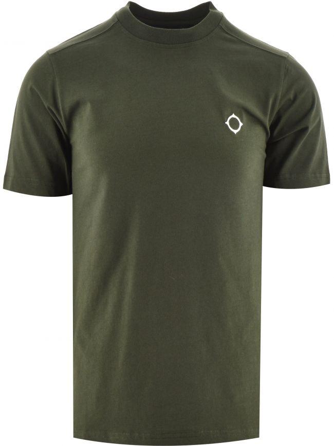 Green Short Sleeve Icon T-Shirt