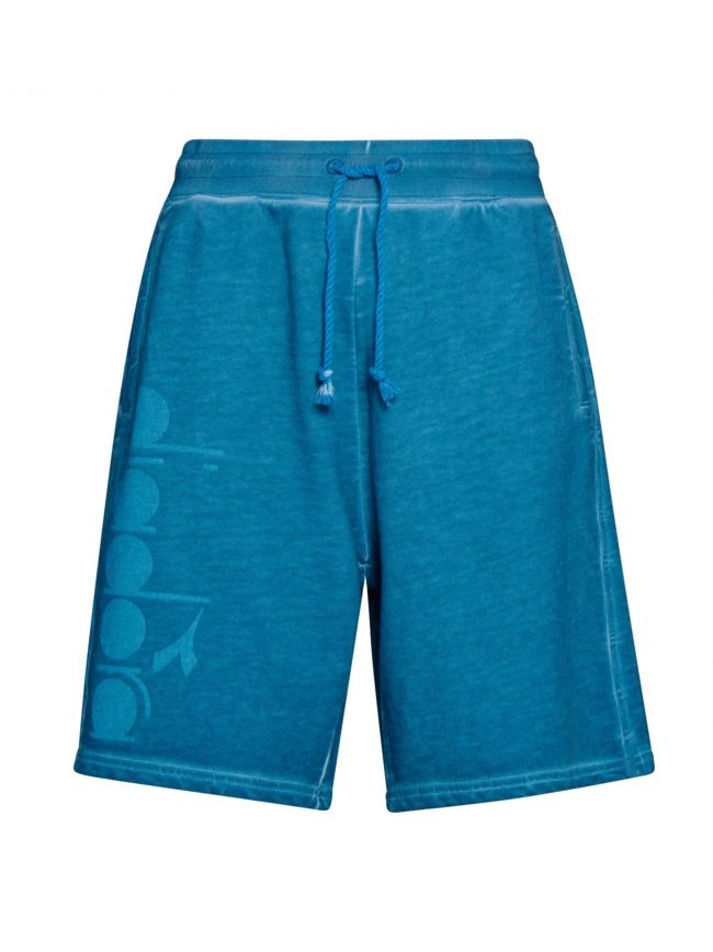 Blue Jersey Shorts