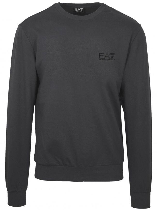 Asphalt Grey Core Sweatshirt