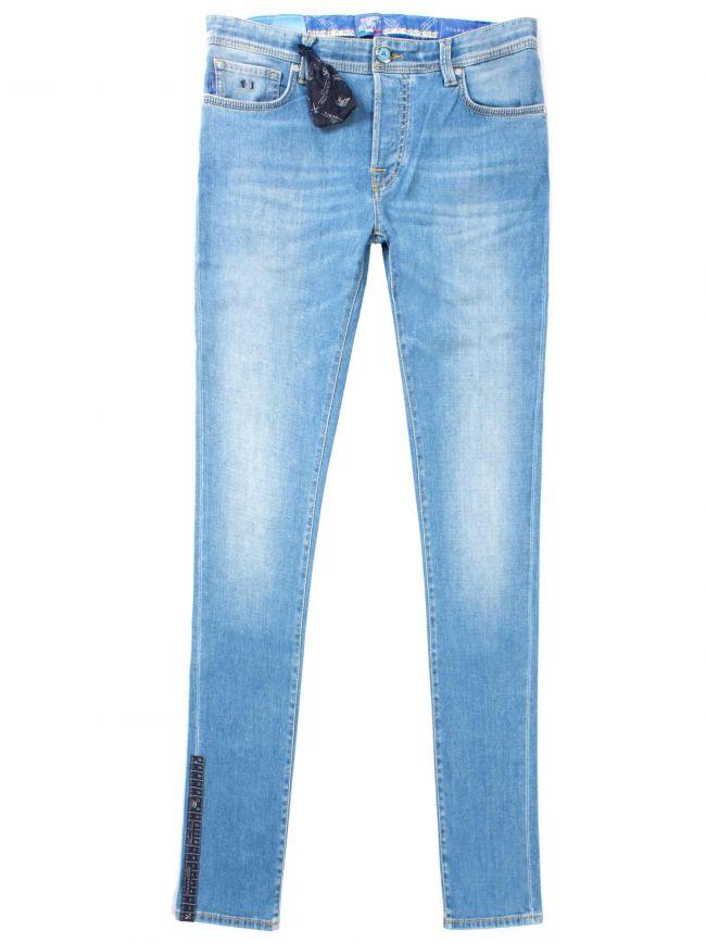 3 Years Light Blue Leonardo Jean
