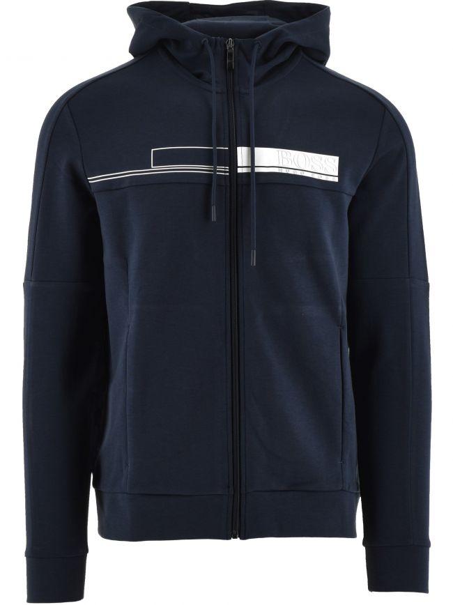 Navy Saggy 1 Sweatshirt