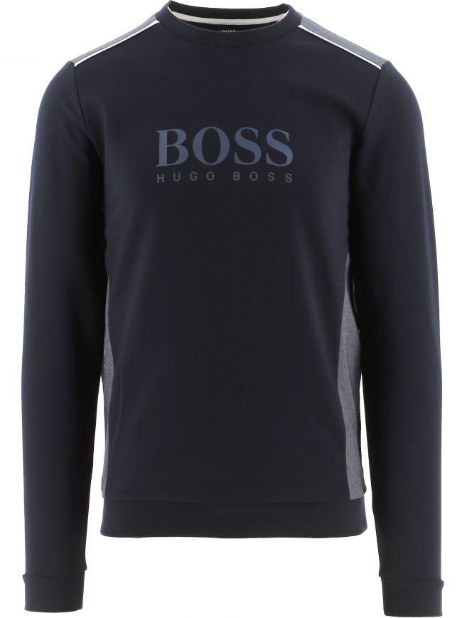 Blue Tracksuit Sweatshirt