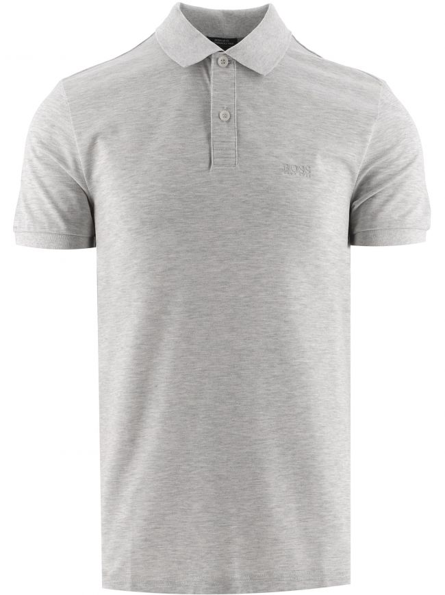Grey Piro Polo Shirt